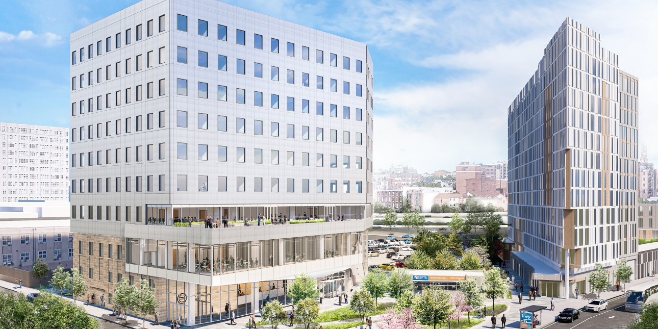 The first public rendering of the forthcoming Equal Justice Center