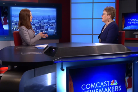 Jessica Hilburn-Holmes Interviewed by Comcast Newsmakers